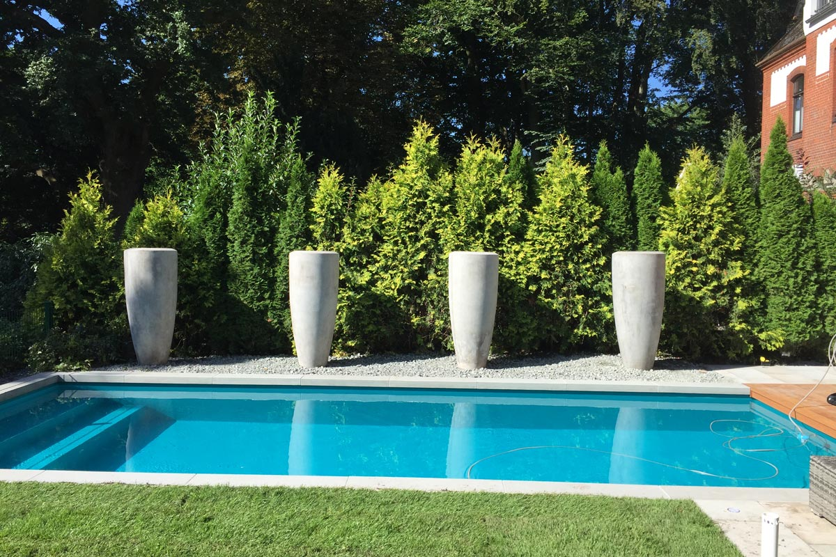 Garten mit Pool Bremen - Knolle Harpstedt