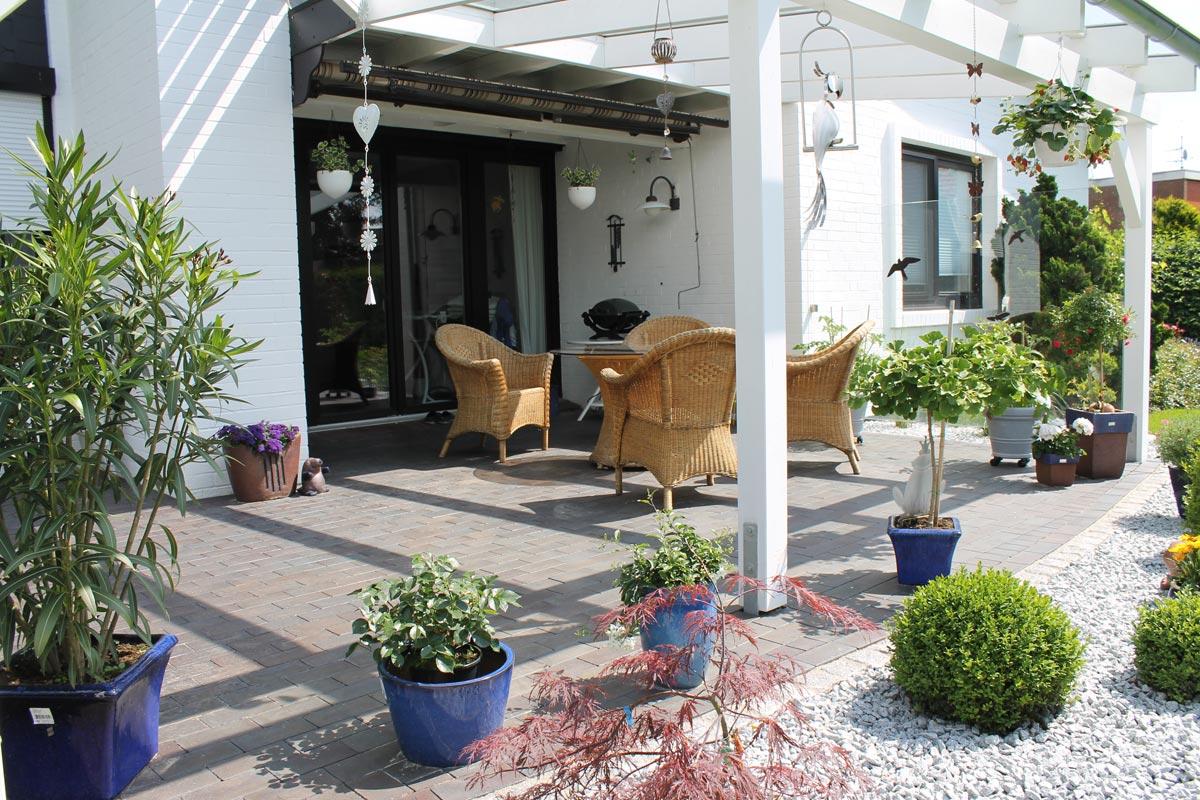 Terrassengestaltung Weyhe Knolle Harpstedt